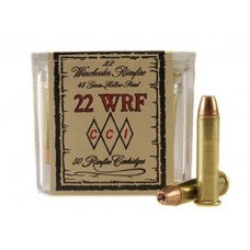 22 Winchester Rimfire (WRF) CCI Ammunition 45 Grain Jacketed Hollow Point 0069 Box Of 50 Rds.