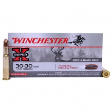 Winchester 30-30 Win 150gr Jacketed Hollow Point X30301
