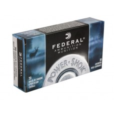 Federal 6mm Remington 100 Grain Jacketed Soft Point 6B
