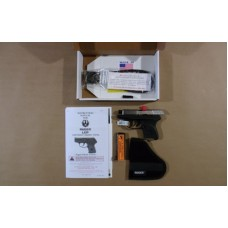 Ruger LCP Stainless 380 ACP 3730 .380ACP SS