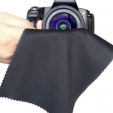 1 Premium MicroFiber Cleaning Cloth 6 Inches by 7 Inches